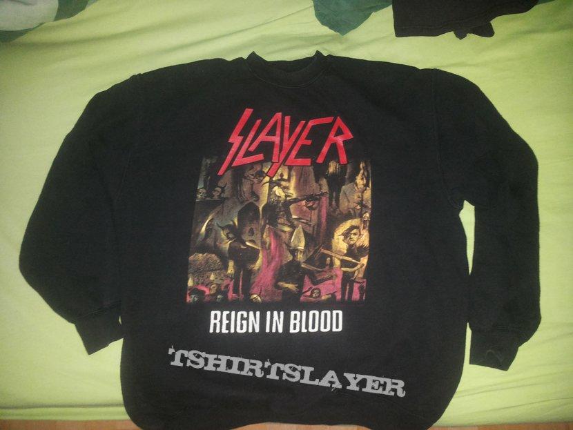 Slayer - Reign In Blood Longsleeve