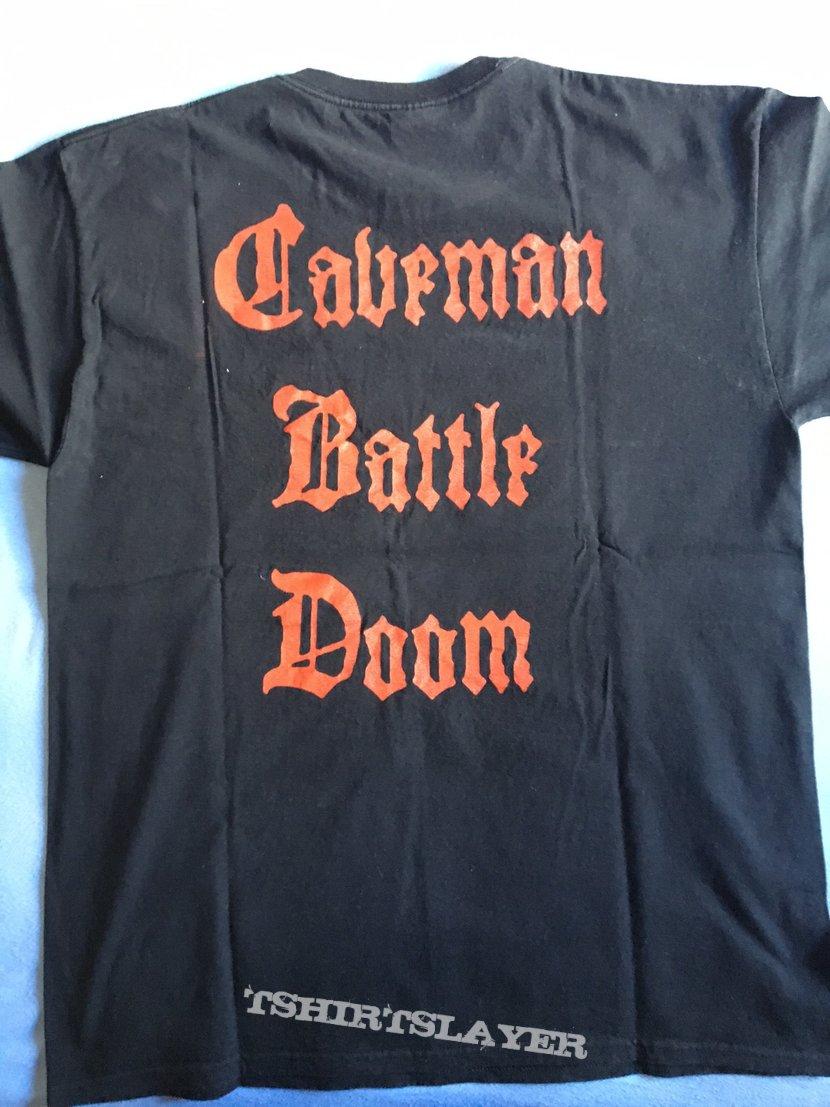 Conan 'Caveman Battle Doom' Shirt