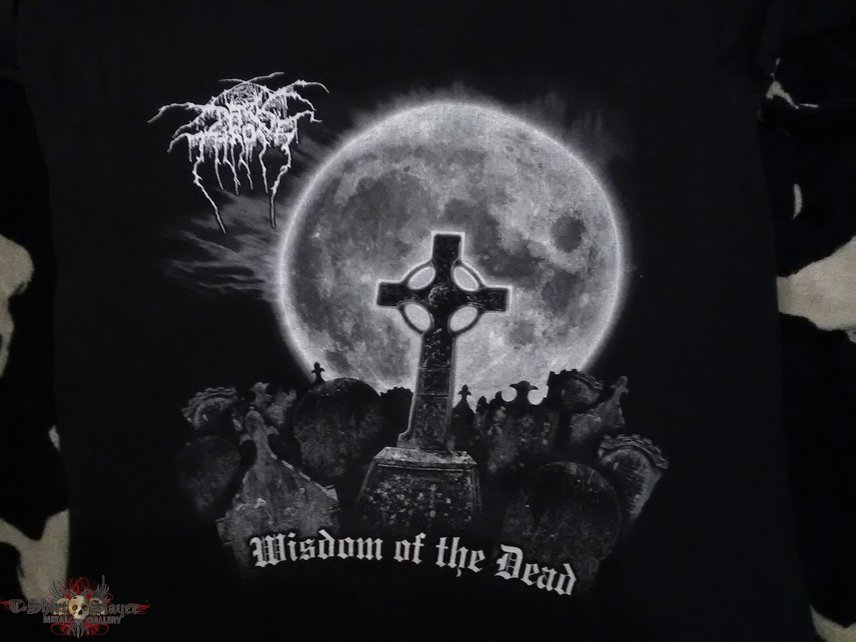 Darkthrone - Wisdom of the Dead
