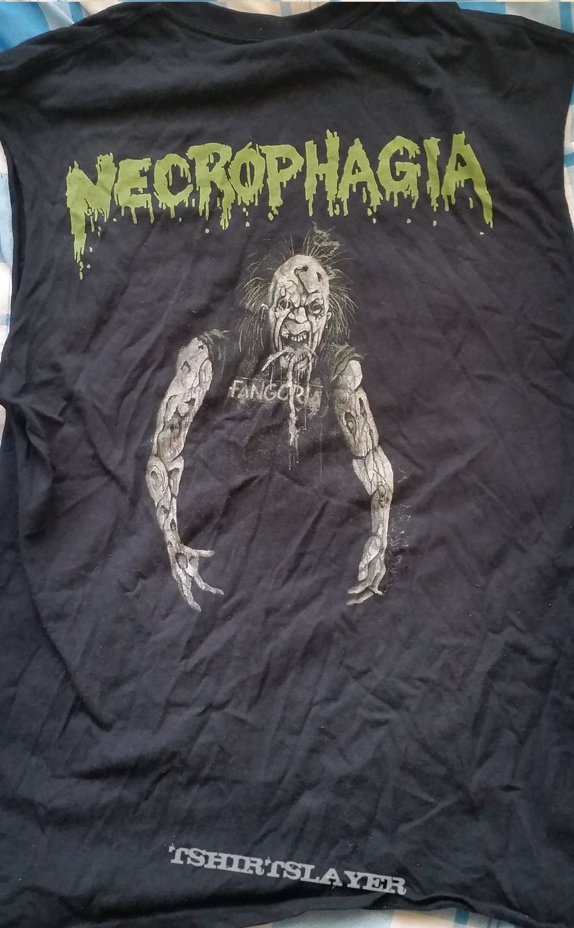 Necrophagia - Season Of The Dead