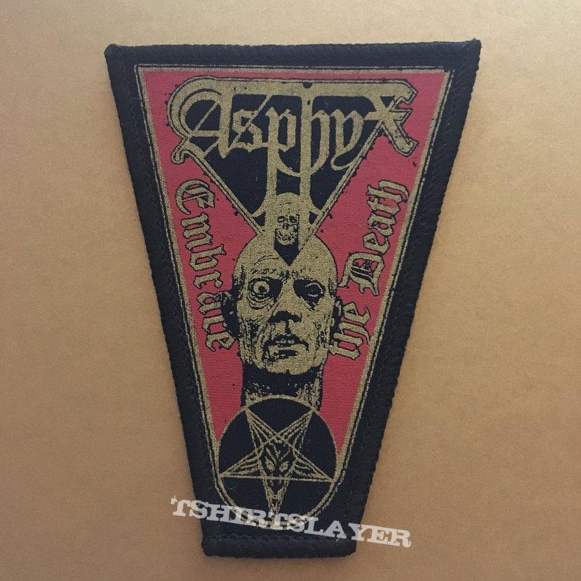 Embrace The Death! Asphyx Patch