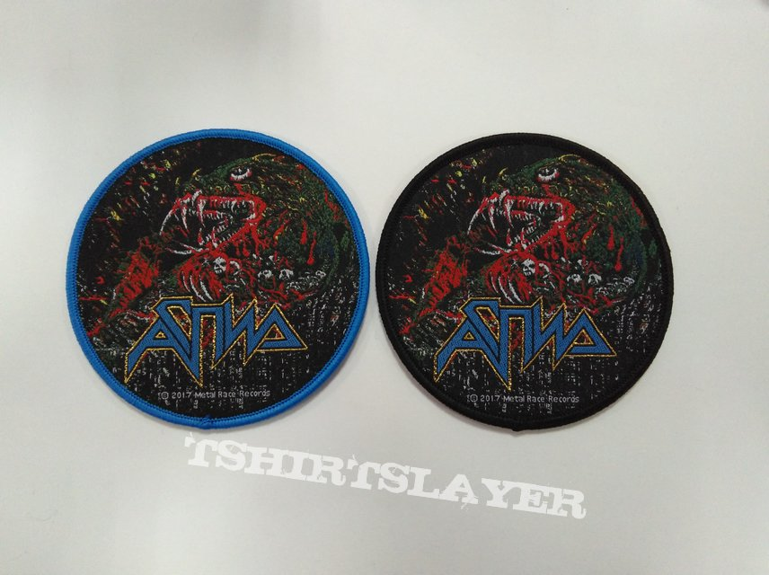 Aspid - Official Woven Patch