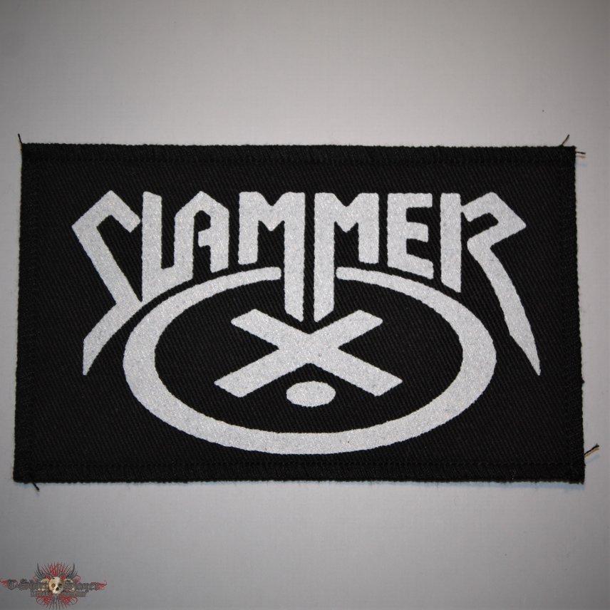 Slammer - Logo printed patch
