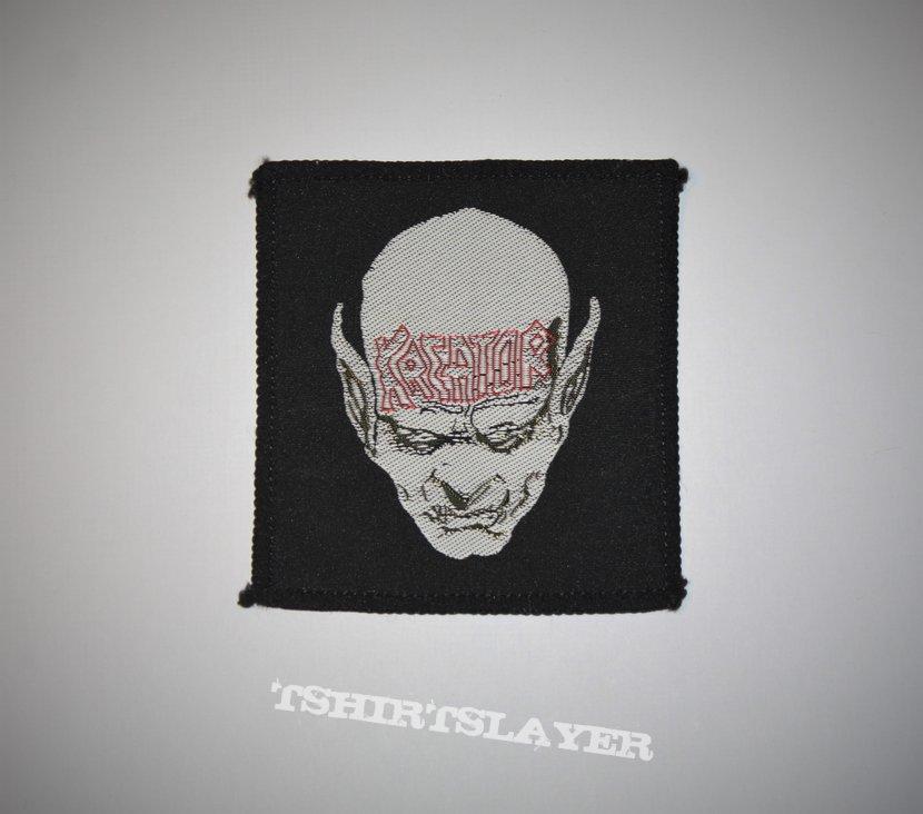 Kreator - Violent Mind Woven patch
