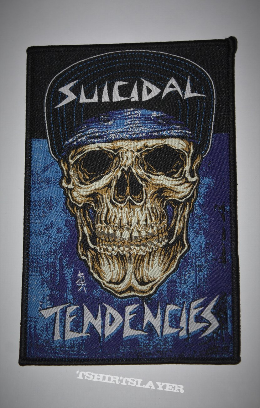 Suicidal Tendencies - コレクション Woven patch