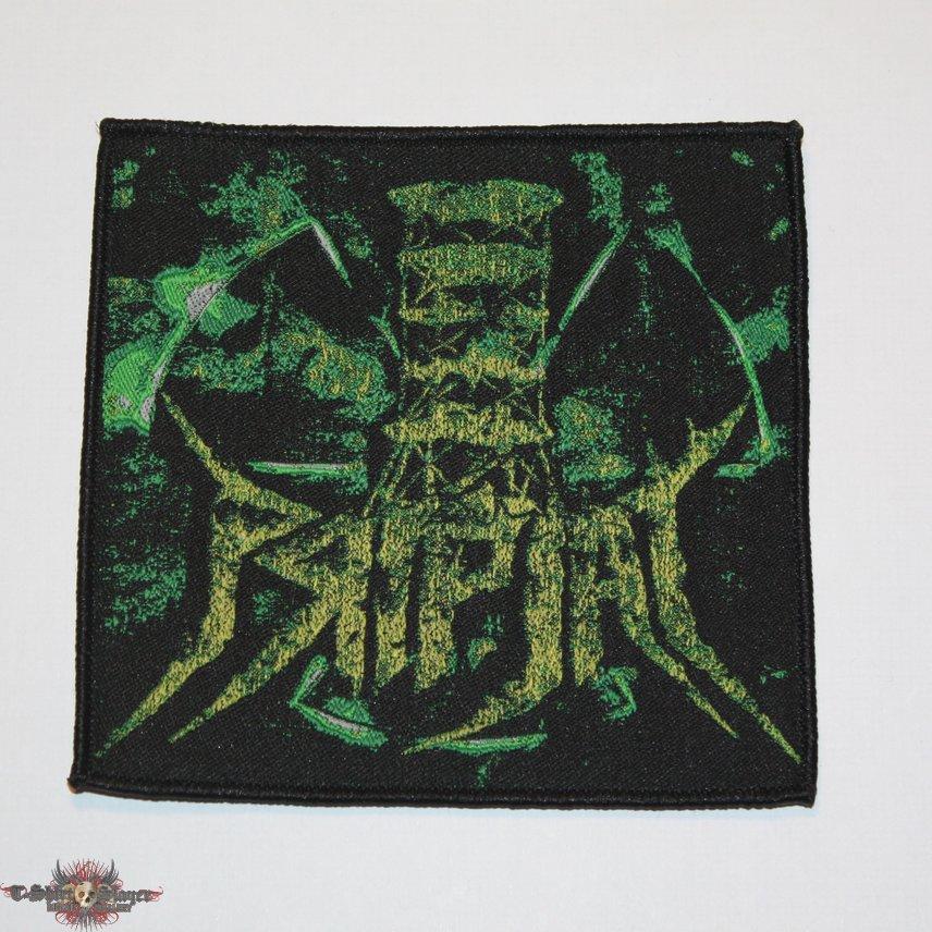 Pripjat - Woven logo patch