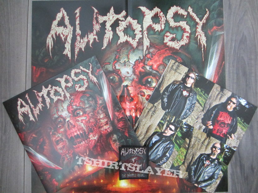 Autopsy - The Headless Ritual Patch