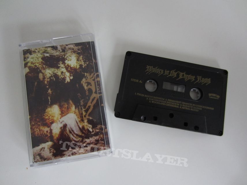 Wolves In The Throne Room - Celestial Lineage Cassette