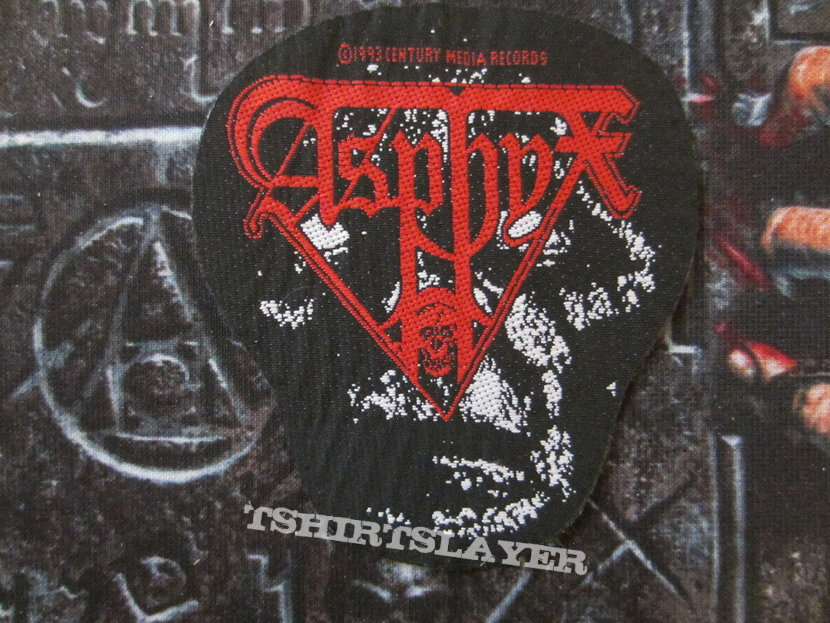Asphyx - Last One On Earth Patch