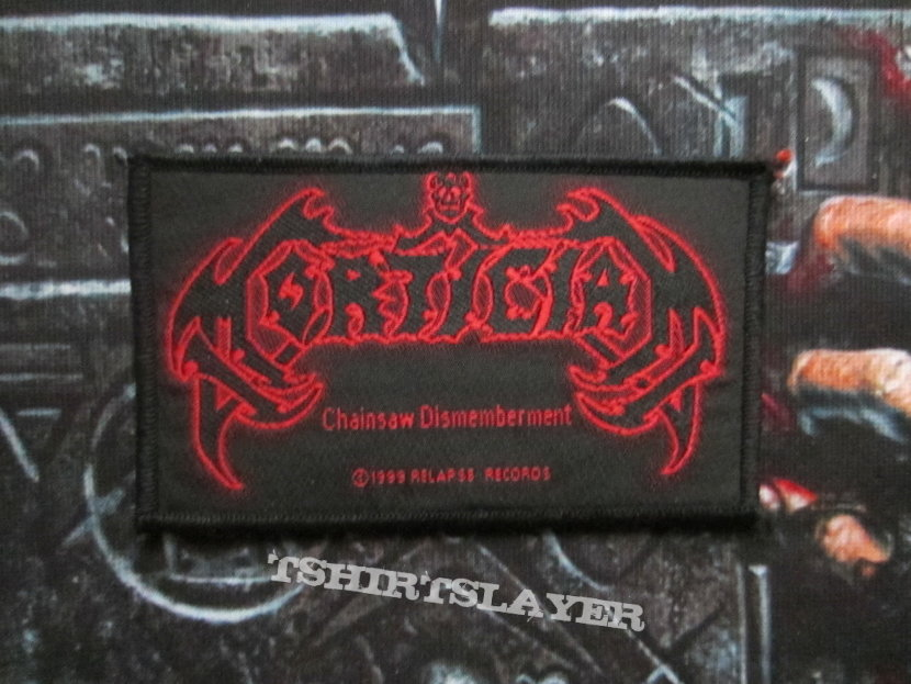 Mortician - Chainsaw Dismemberment Patch