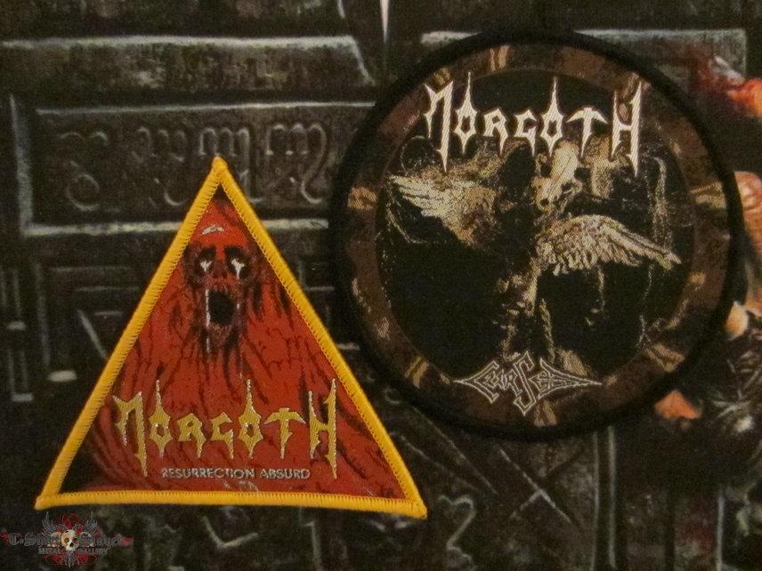 Morgoth Patches