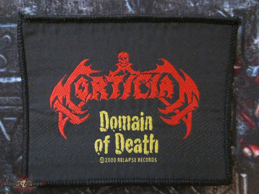 Mortician - Domain Of Death Patch