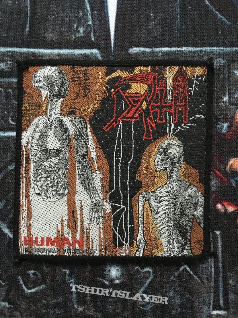 Death - Human Patch