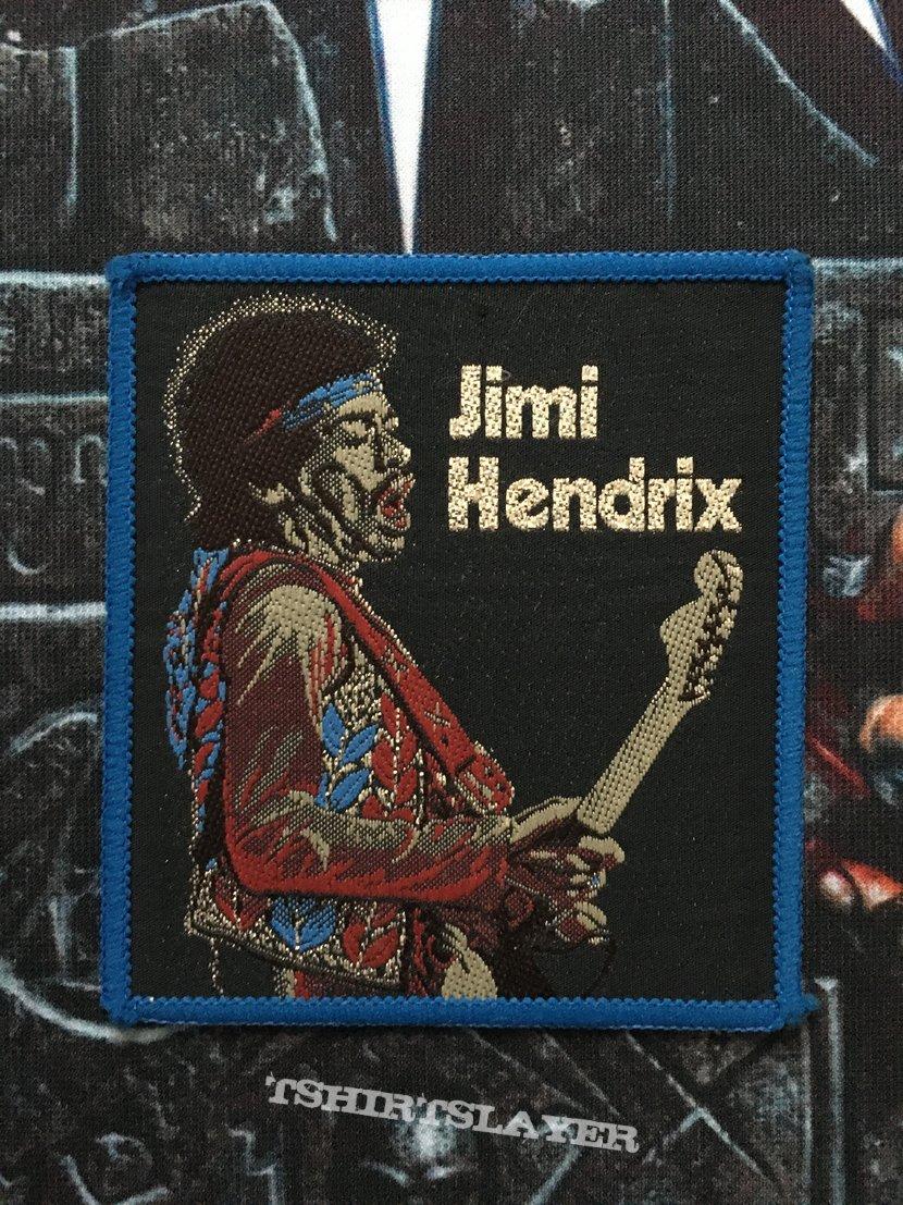 Jimi Hendrix Vintage Patch