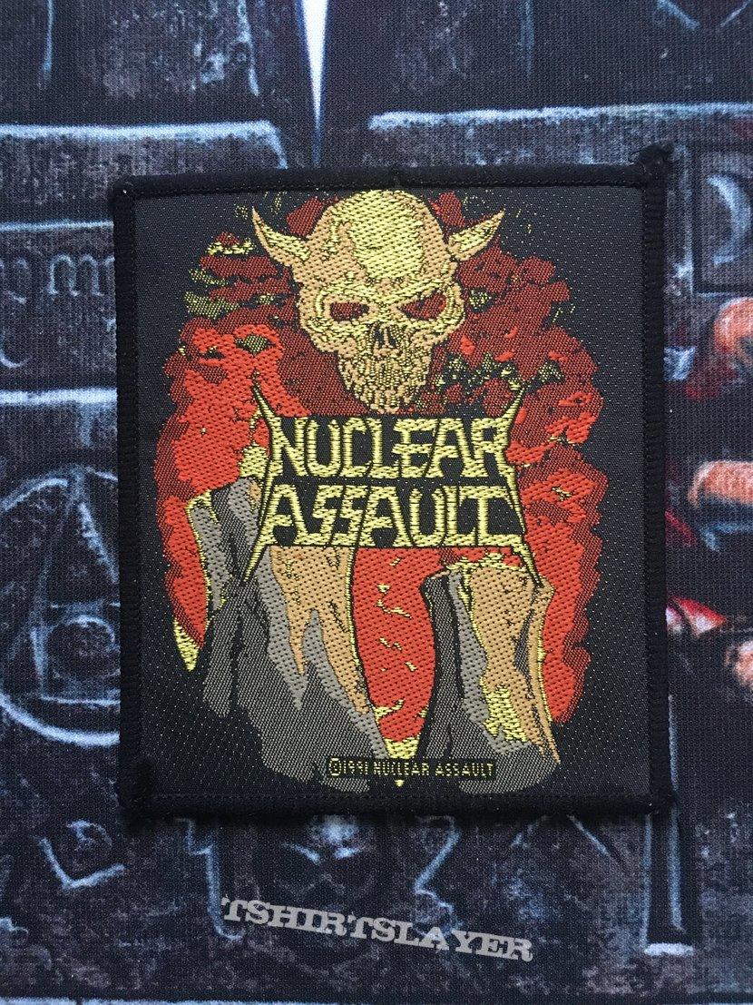 Nuclear Assault - Survive Patch