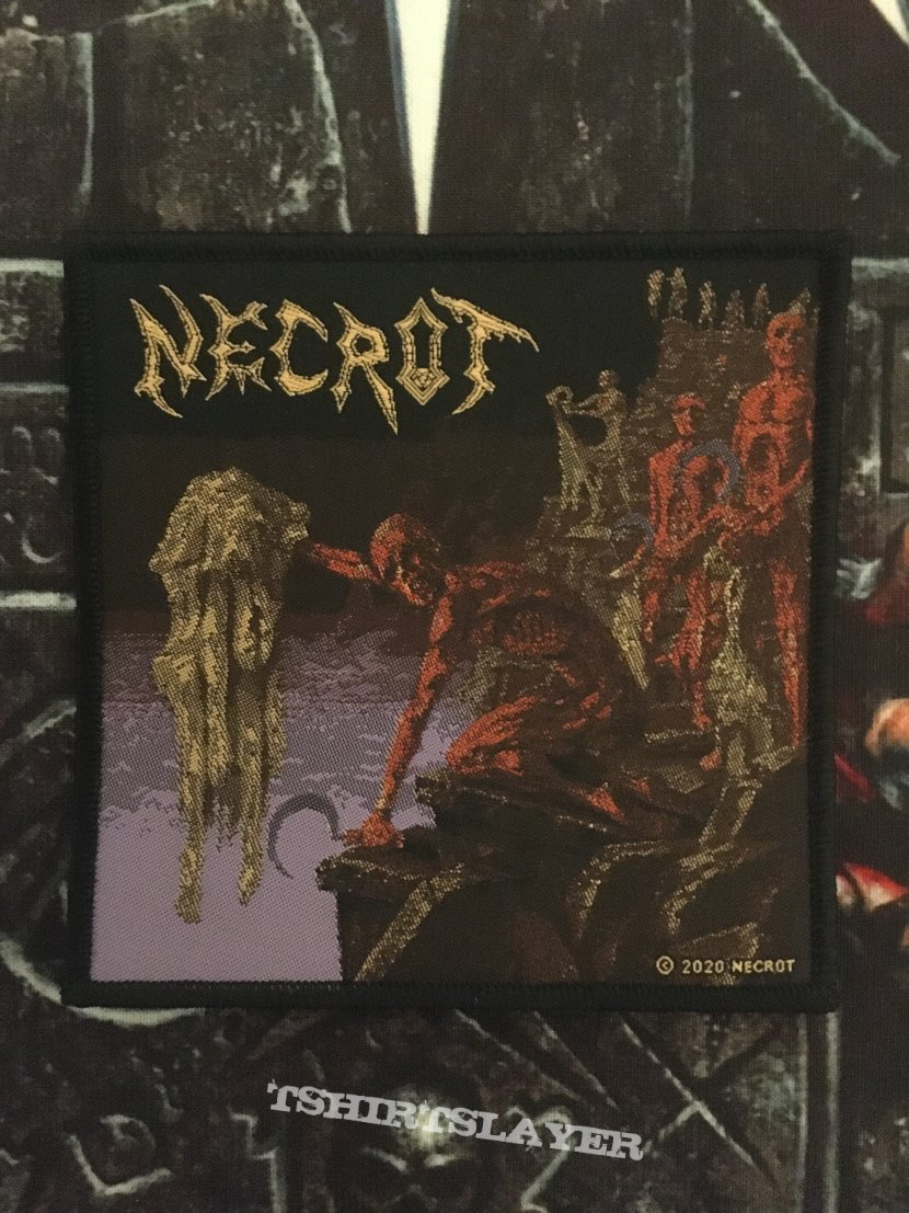 Necrot - Mortal Patch
