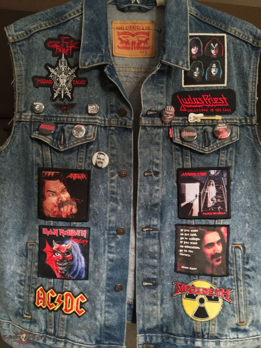 Battlejacket Finally Completed