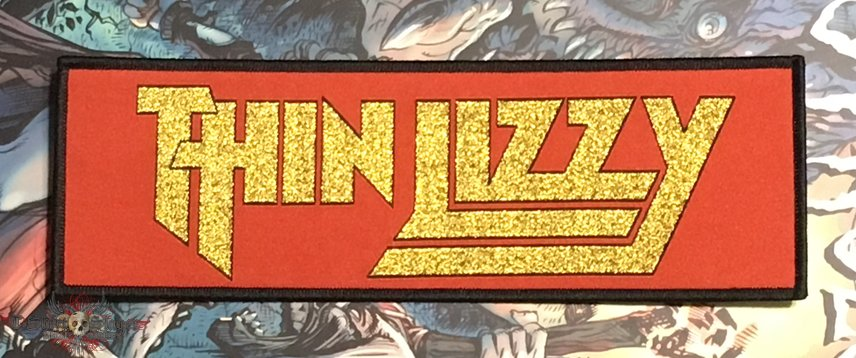 Thin Lizzy Strip Patch