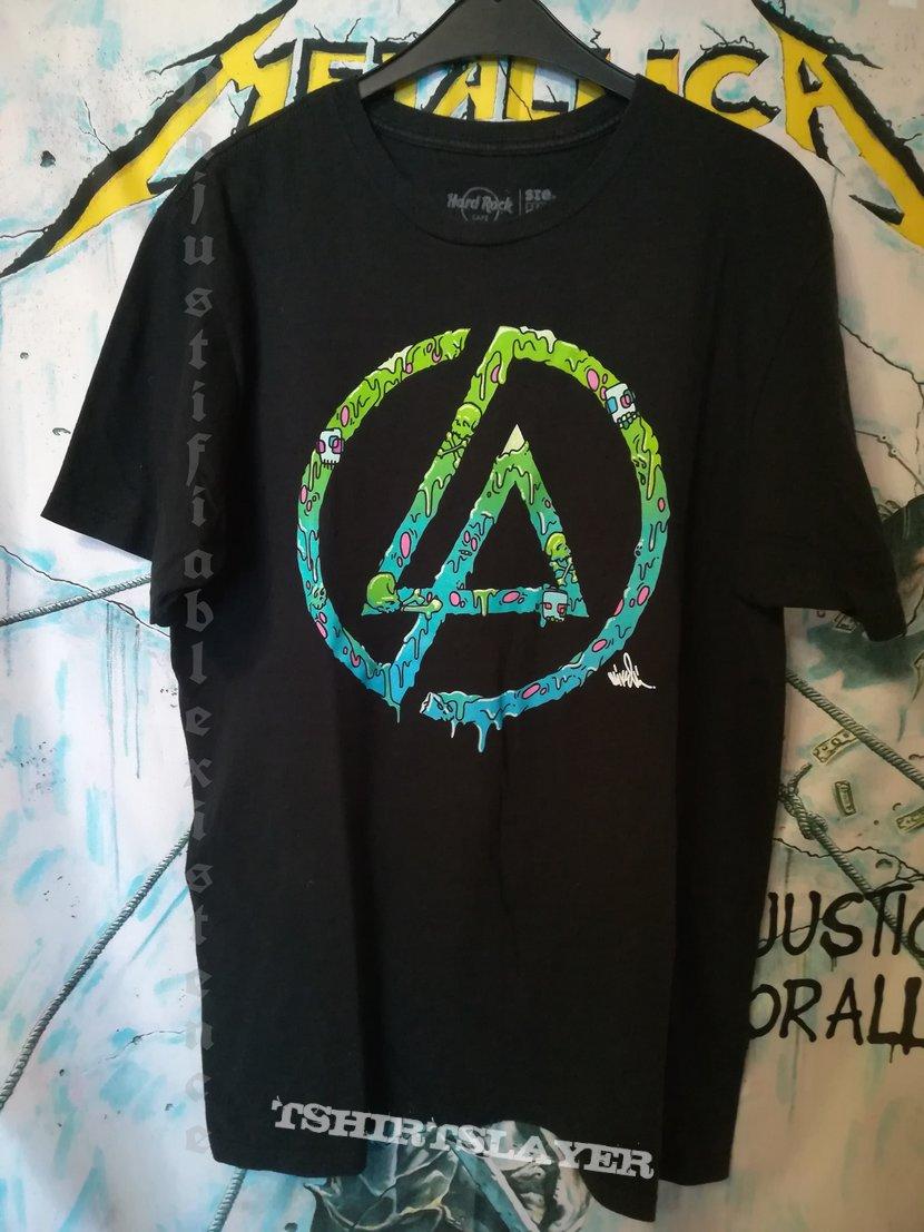 Linkin Park - Hard Rock Cafe Shirt