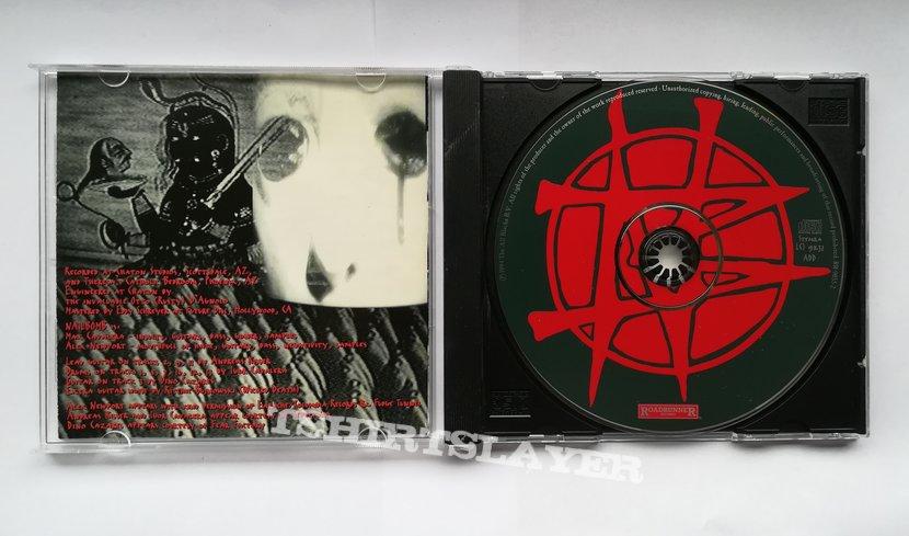 Nailbomb - Point Blank 1994 (CD)