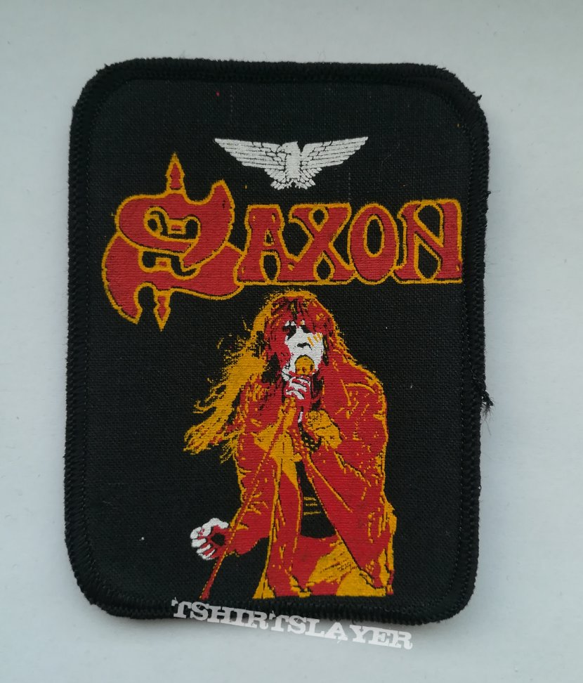 Saxon Patch for @GrimmonsGrim
