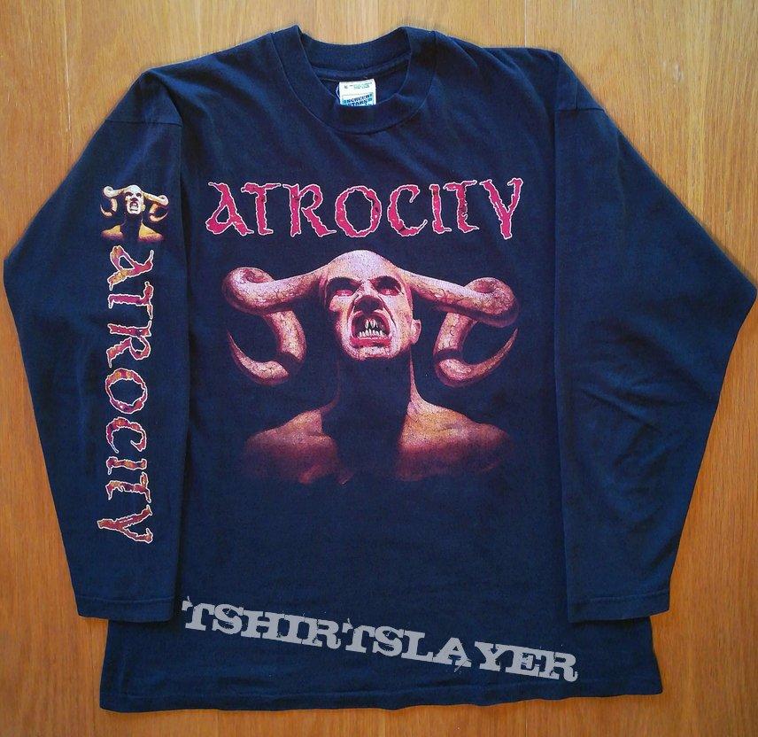 Atrocity - Ich Will Blut Longsleeve