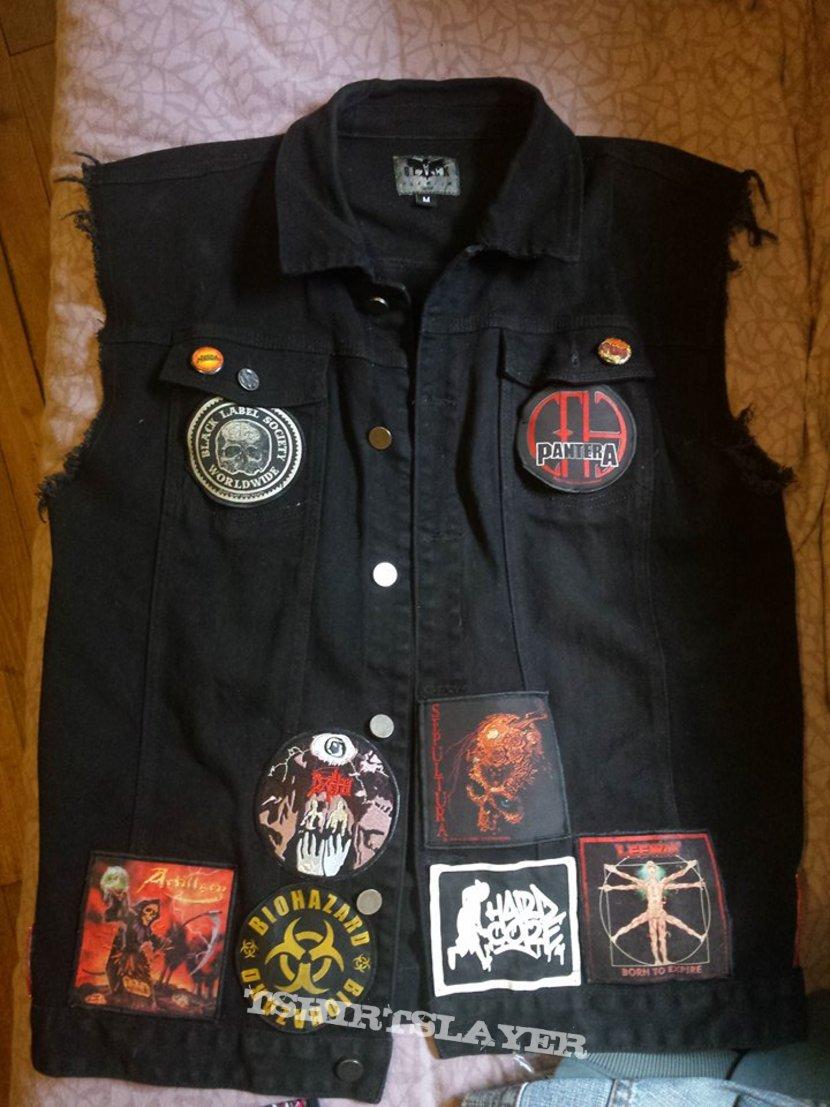 My first battlejacket!