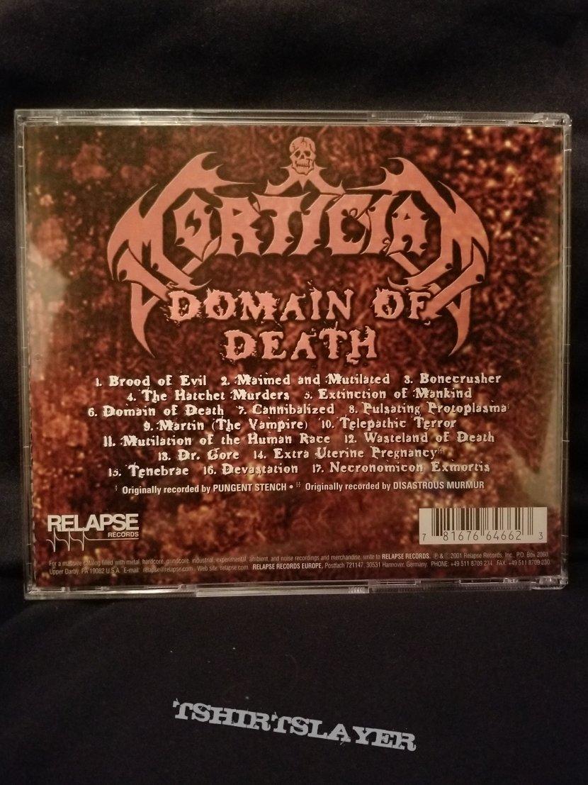 Mortician: Domain of Death (2012)