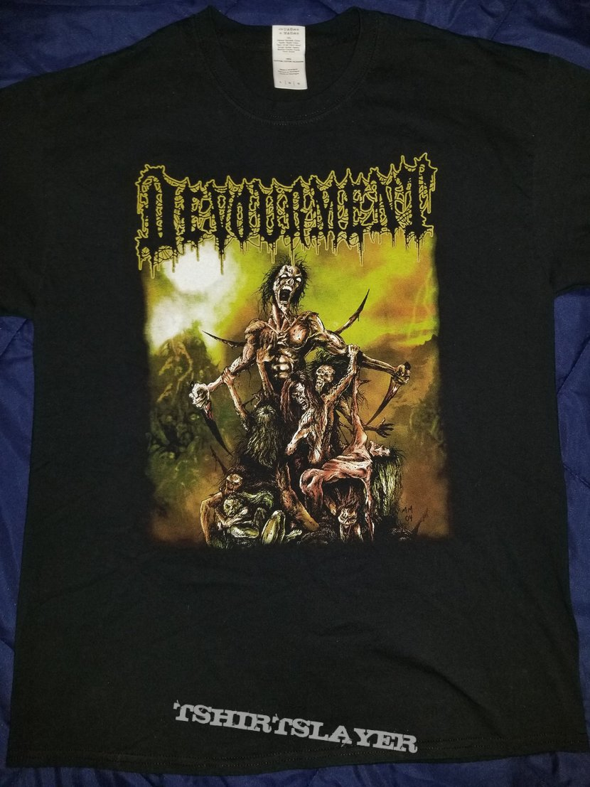 Devourment Butcher the Weak Re-Issue T-Shirt