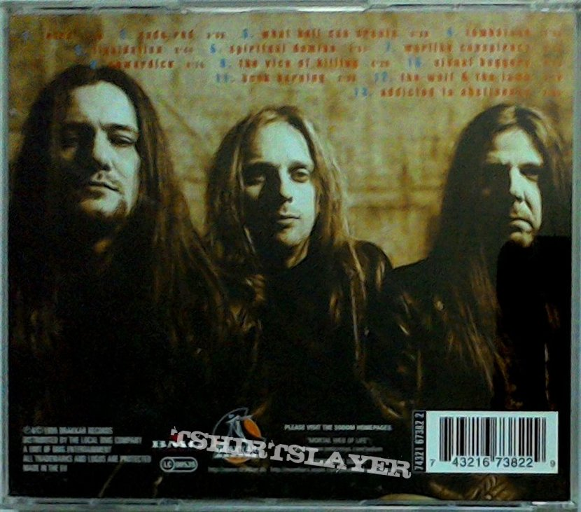 SODOM - Code Red (2CD, limited edition)