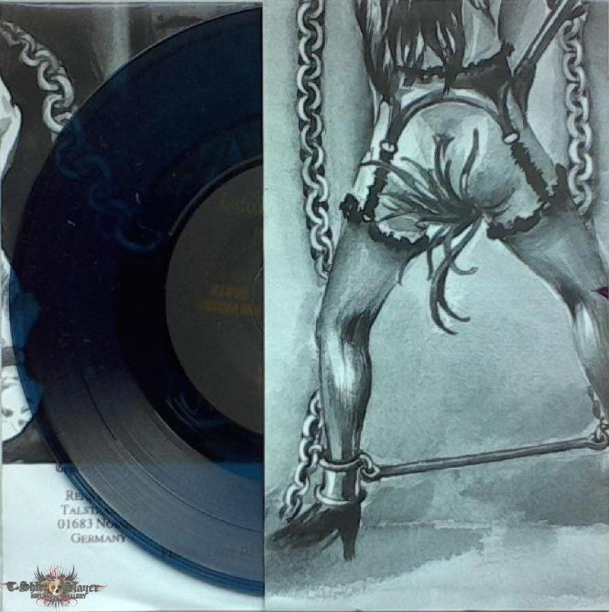 "PURGATORY - Sadistic Spell (7""EP)"