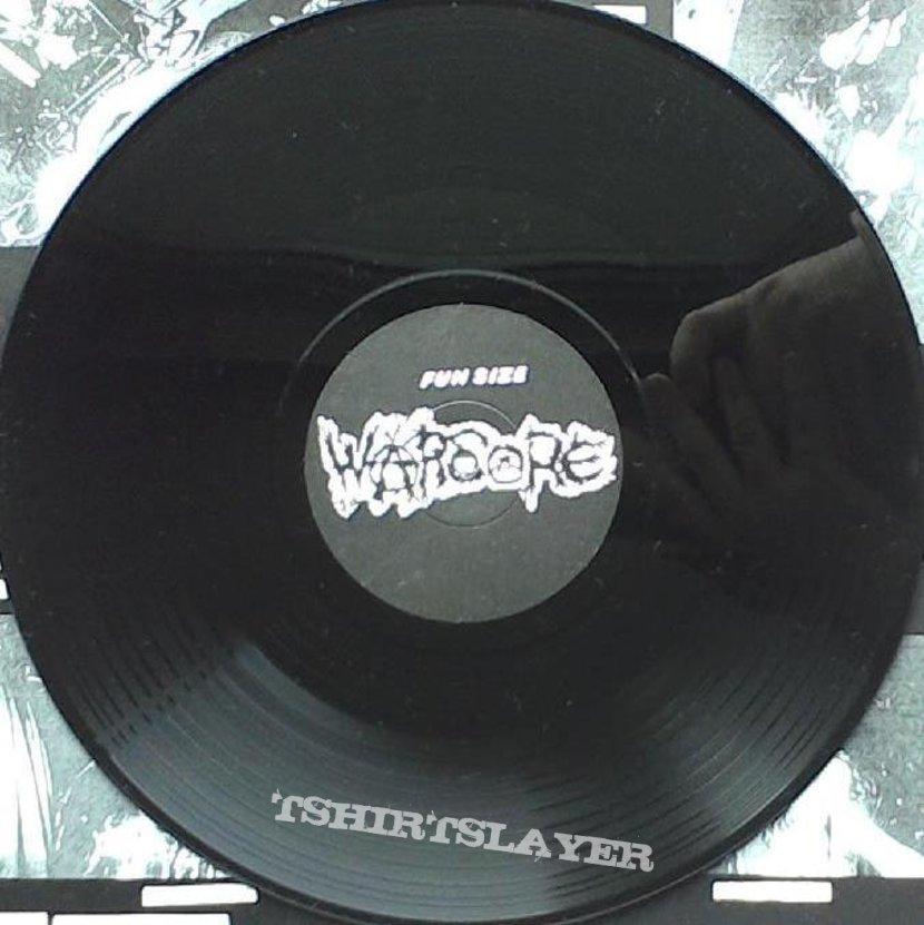 "AUTORITÄR / WARSORE - Autoritär / Psychoscmatic (10"" split MLP, 1st pressing)"