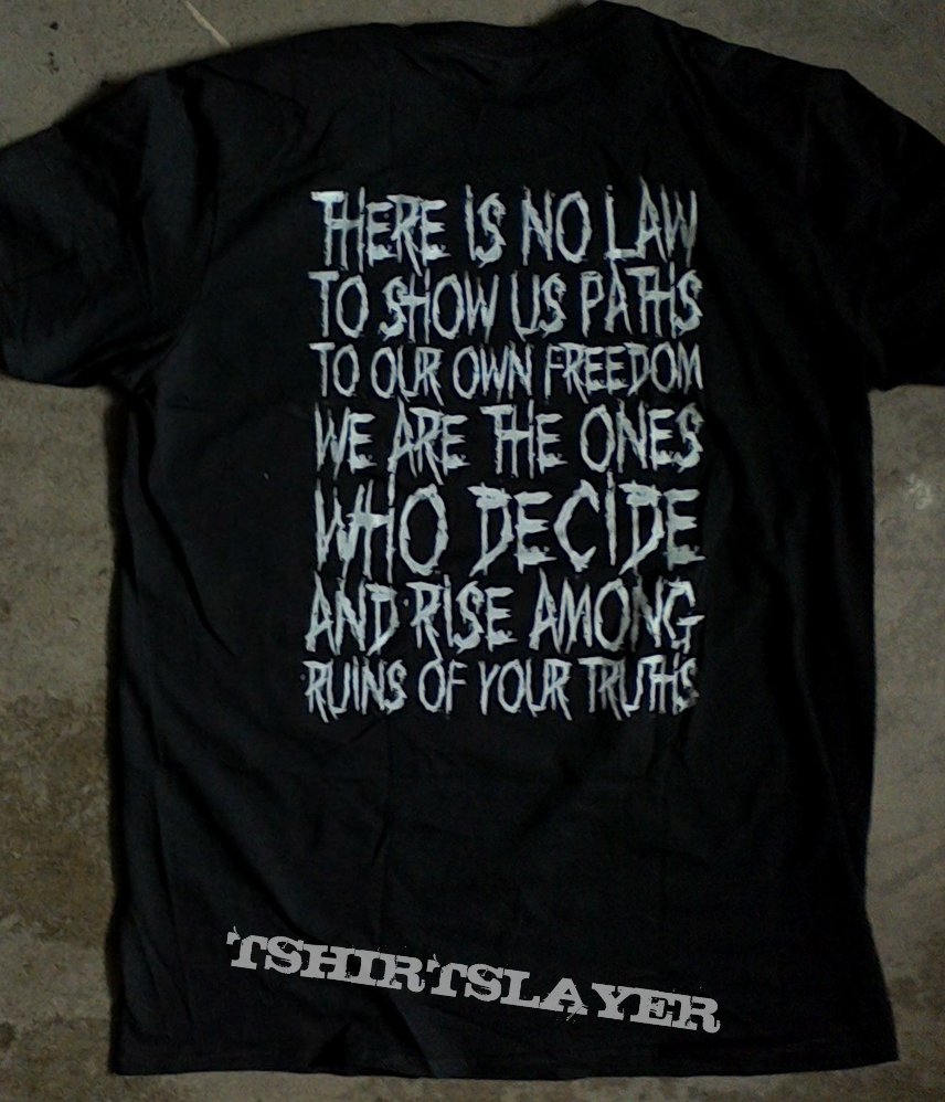 DROPTHEHAMMER - Abortus dei (t-shirt)