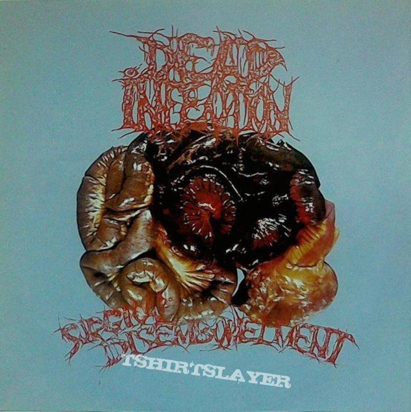 DEAD INFECTION - Surgical Disembowelment (LP, incl. poster)