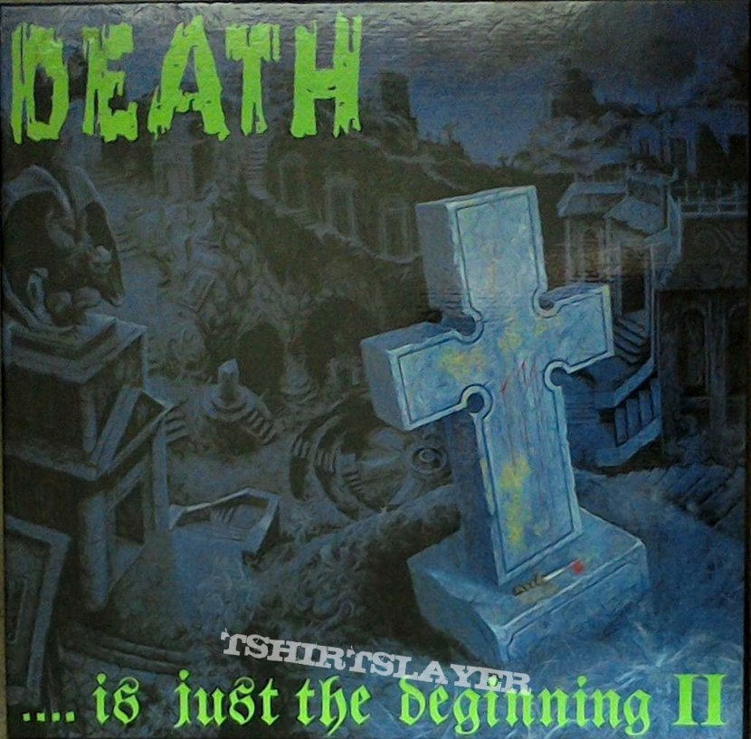 V/A - DEATH .... is just the Beginning II (box set, lim. 3000)