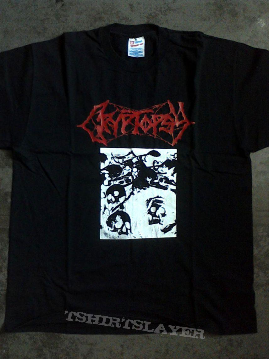 CRYPTOPSY - Canadian Tour '94