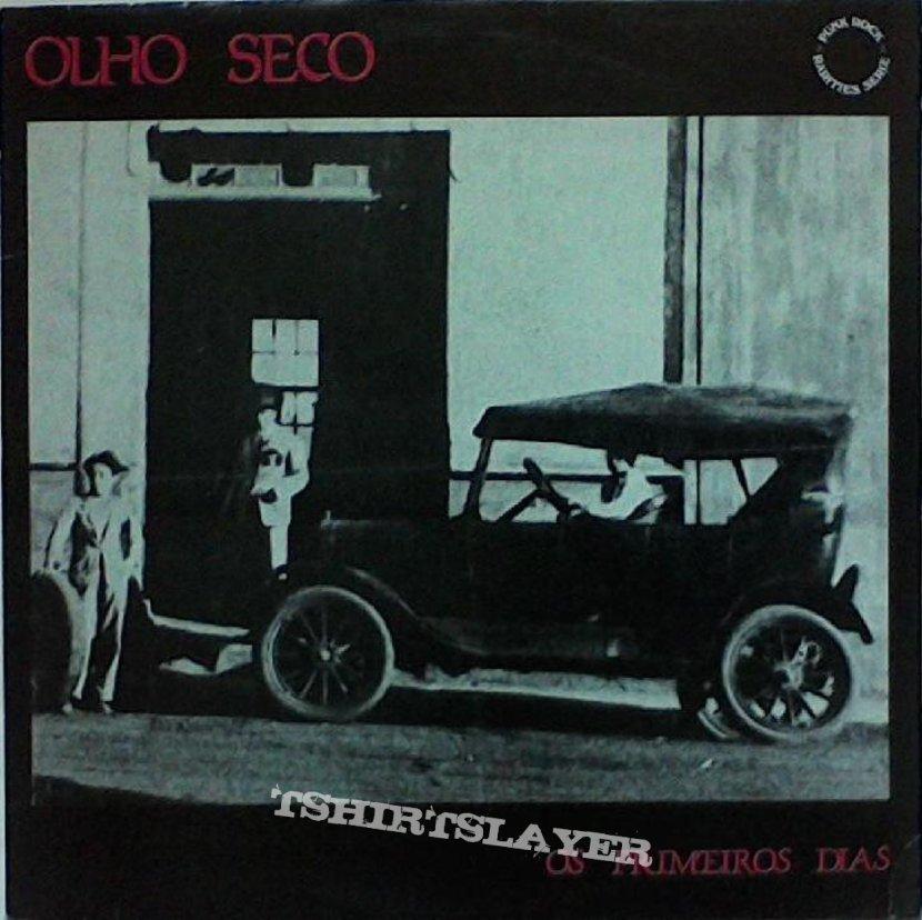 """OLHO SECO - Os primeiros Dias (12"""", reissue)"""
