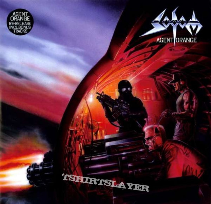SODOM - Agent Orange (2LP, re-release)