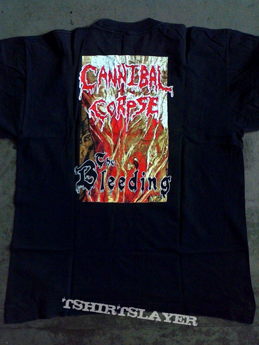 CANNIBAL CORPSE - The Bleeding (t-shirt)