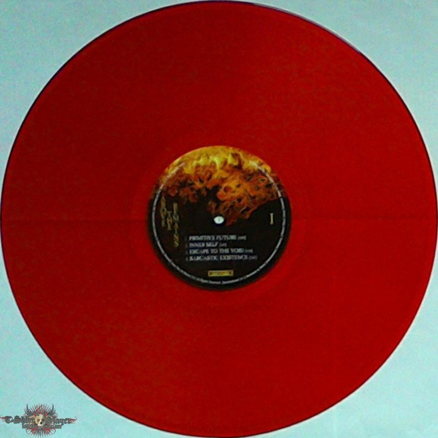 SEPULTURA - Above the Remains (Live-LP, red vinyl, limited)