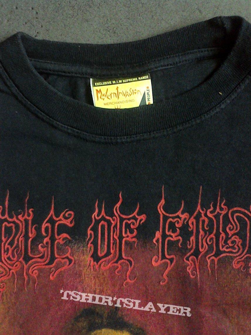 CRADLE OF FILTH - Black Goddess (Modern Invasion Music)