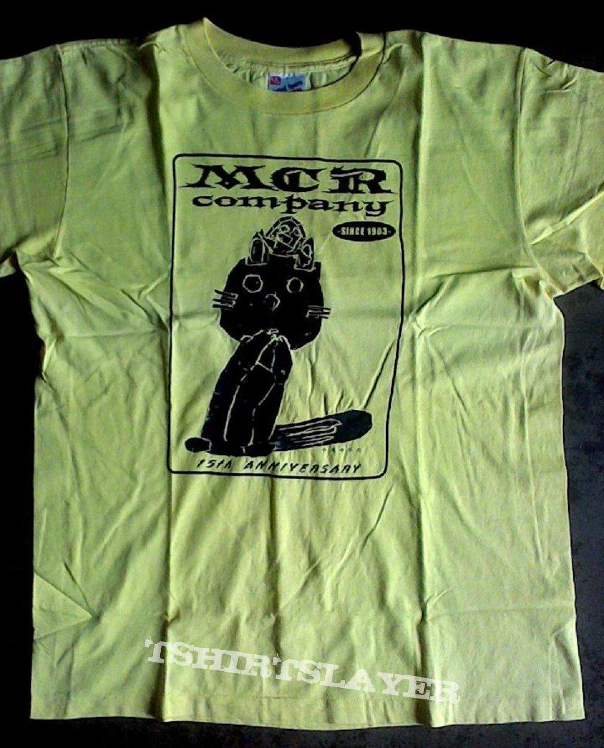 MCR Company - 15th Anniversary
