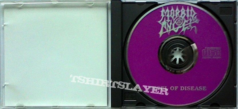 MORBID ANGEL - Angel of Disease (CD, bootleg)
