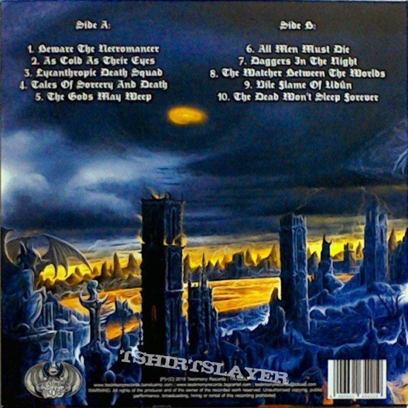 NIGHTBEARER - Tales of Sorcery and Death (LP, orange / black swirl, lim. 100)