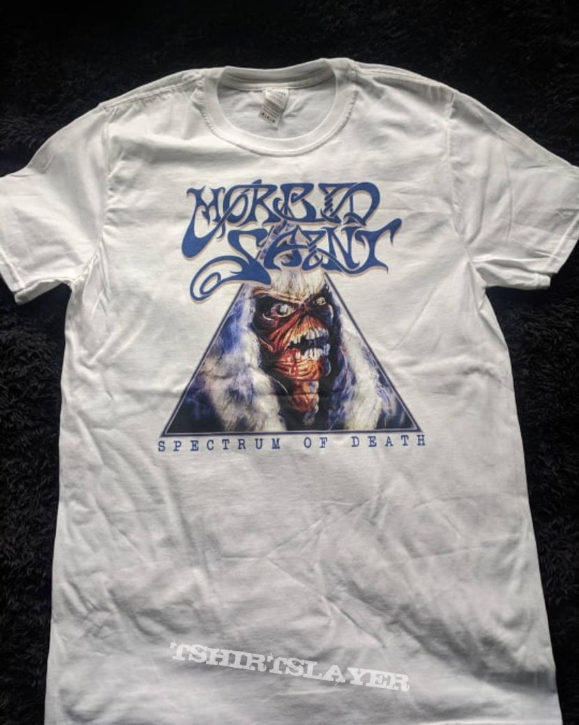 Morbid Saint - Spectrum of Death Shirt