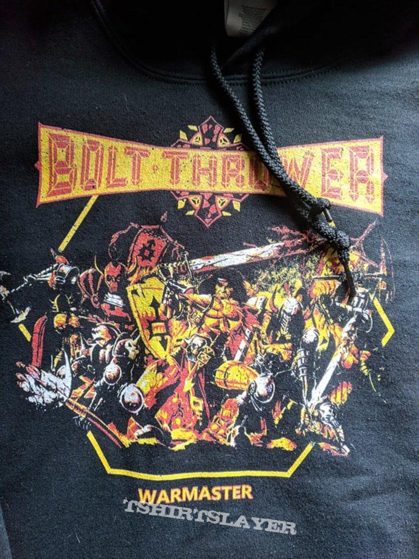 Bolt Thrower - Warmaster Pullover Hoodie