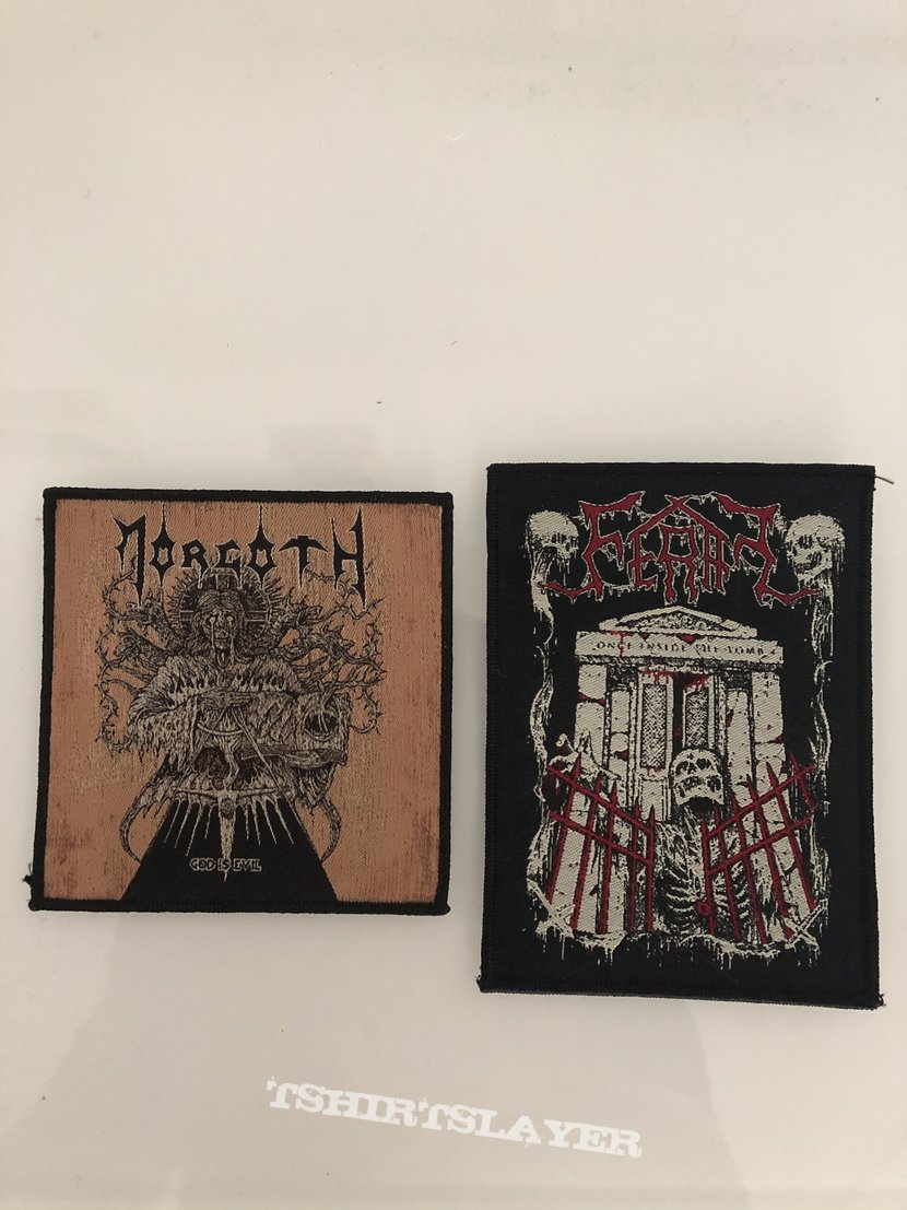 Patches for Der Grimm