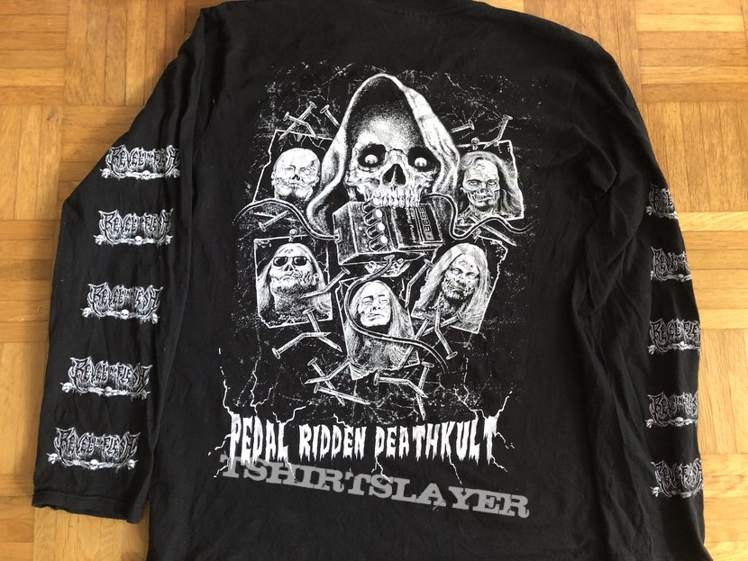 Revel In Flesh - Pedal Ridden Deathcult