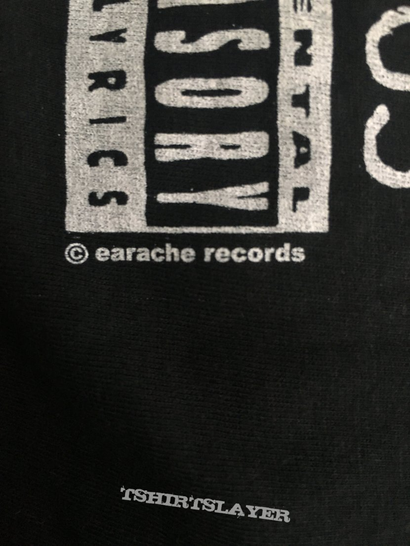 Anal Cunt - 40 More Reasons To Hate Us T-Shirt