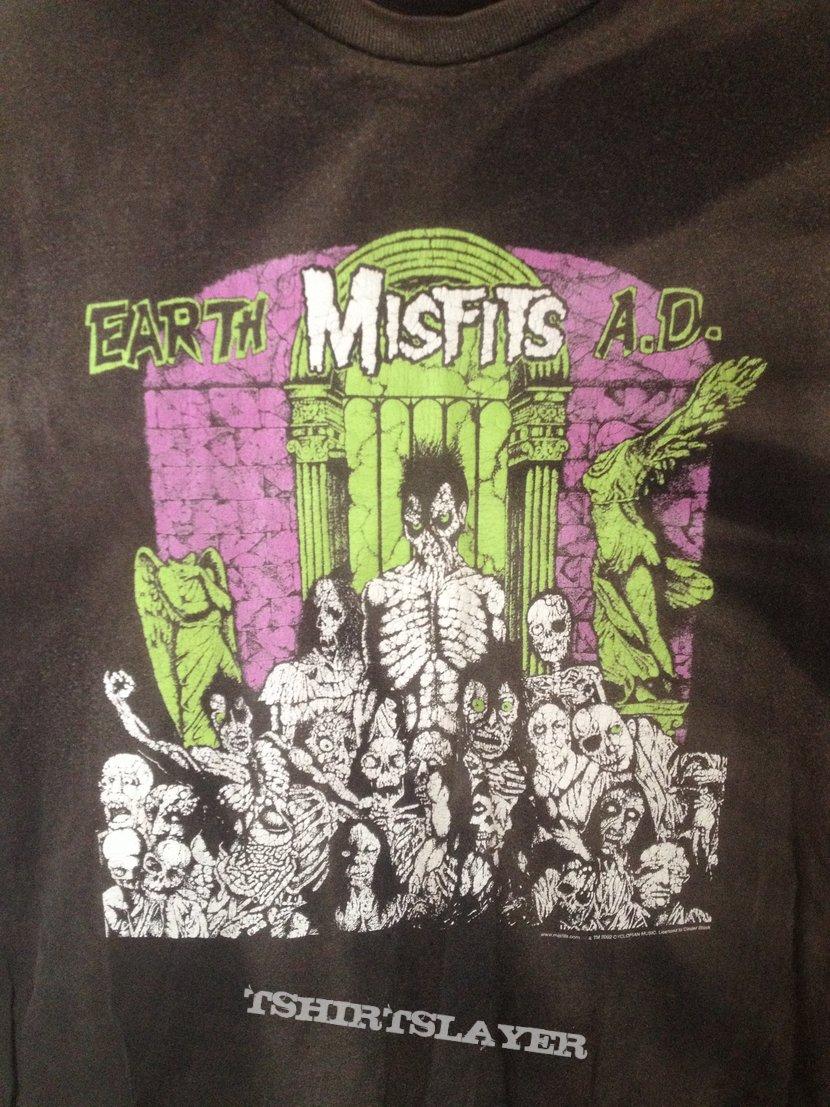 Misfits Earth A.D. shirt